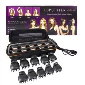 Topstyler - InStyler Heated Ceramic Styling Shells